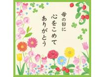 母の日にこころをこめてありがとう 緑茶ティーバッグ 5g×2