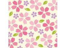 桜柄 緑茶ティーバッグ 5g×2