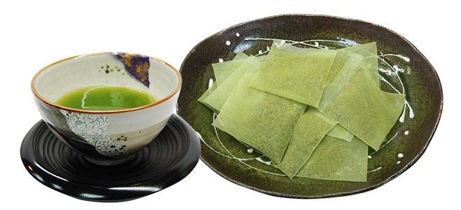 抹茶入り玄米茶ティーバック5g×10パック