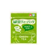 ミニ緑茶ティーバッグ