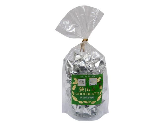 狭山茶チョコレート