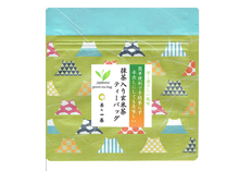 抹茶入り玄米茶ティーバック 5g×10