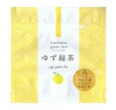 ゆず緑茶TB